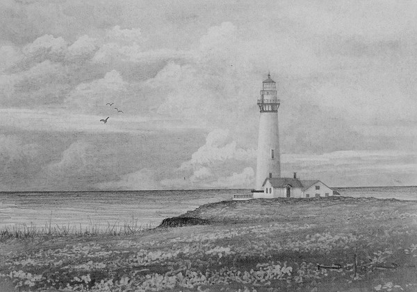 How To Draw A Lighthouse Online Art Lessons