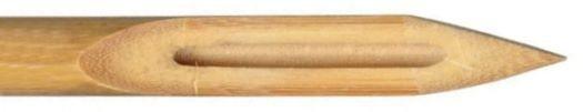 Ancient bamboo dip pen