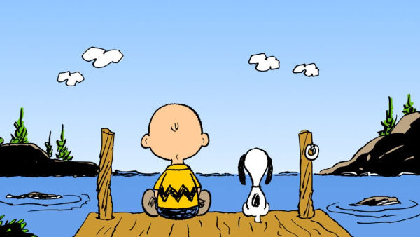 Charlie Brown is an example of new narrative art