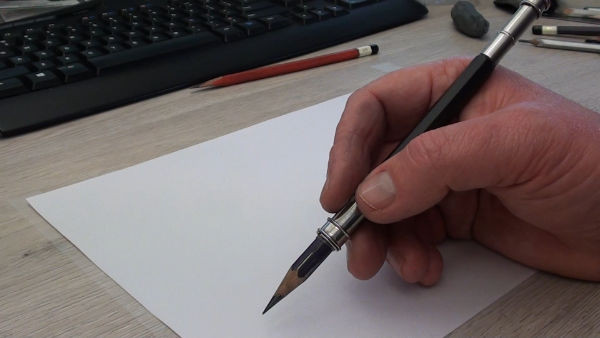 use a pencil extender