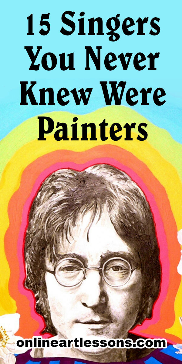 15 Famous Musiacians You Never Knew Were Great Visual Artists