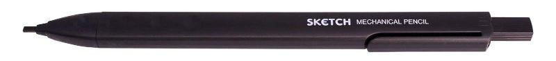 Morning Glory Flat Lead Mechanical Pencil
